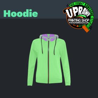 uprawr-hoodie-plain