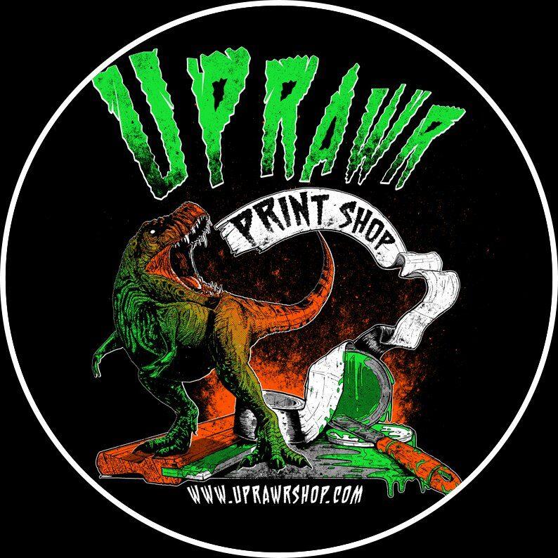 UpRawr print shop